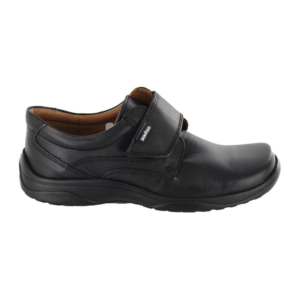 c94f79a0 Zapato escolar Dominiq para niña simipiel café 1161