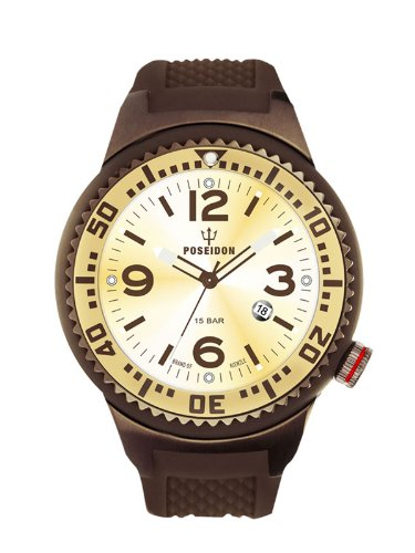 Kienzle K2093069153-00411 - Men's Watch, silicone, Color: marrone