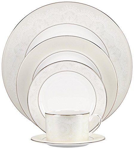 - kate spade new york Chapel Hill 5-piece Dinnerware Place Setting