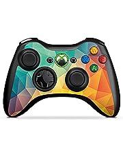 DeinDesign Skin kompatibel mit Microsoft Xbox 360 Controller Aufkleber Folie Sticker Pattern Muster Abstrakt