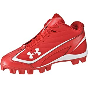 Men's UA Leadoff III Mid Baseball Cleat