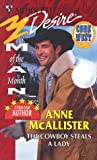 The Cowboy Steals a Lady, Anne McAllister, 0373761171