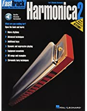 FastTrack Harmonica Method Book 2