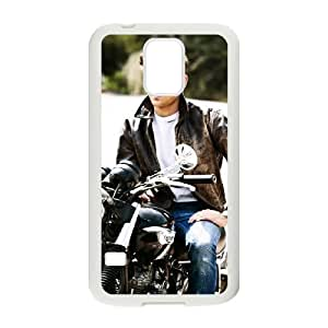 SamSung Galaxy S5 I9600 2D Customized Phone Back Case with Zac Efron Image