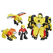 Playskool Heroes Transformers Rescue Bots Bumblebee Rock Rescue Team