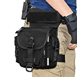 electrician tools and equipment - Reebow Gear Military Tactical Drop Leg Bag Tool Fanny Thigh Pack Pouch Motorcycle Thermite Versipack Black