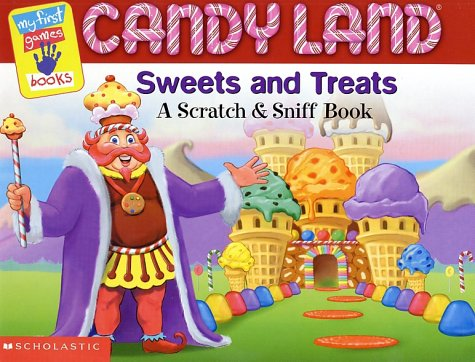 scratch and sniff board game - 2