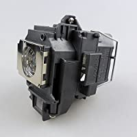COMPATIBLES Lámpara de proyector para EPSON ELPLP58/V13H010L58 ...