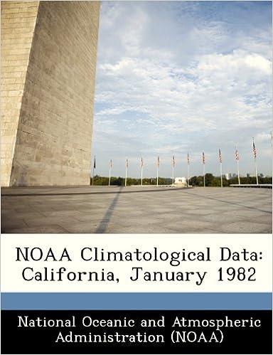 Ilmainen lataus kirjanmuotoon Androidille NOAA Climatological Data: California, January 1982 FB2