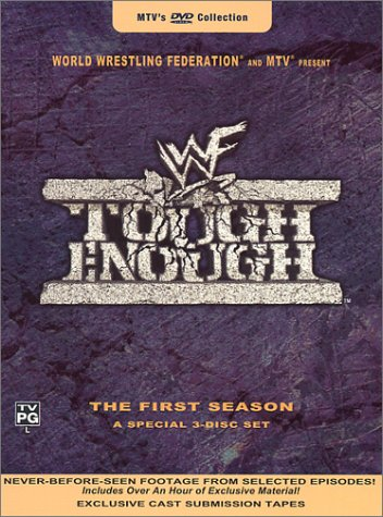 MTV's WWF Tough Enough - The First Season by MTV