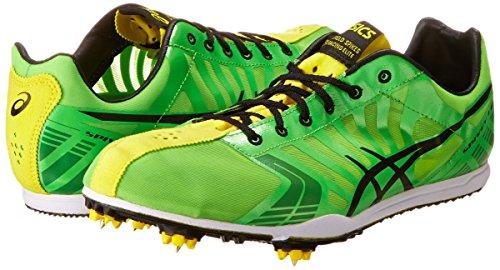 black Uomo Da Atletica Green Scarpe yellow Leggera Asics wTYZOqP