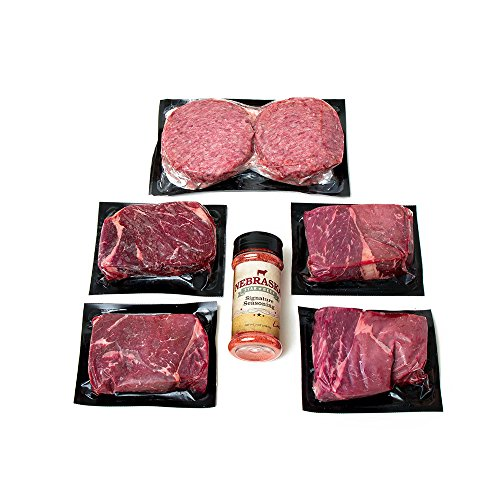Nebraska Star Beef Angus Beef Gift Package, Honest Value