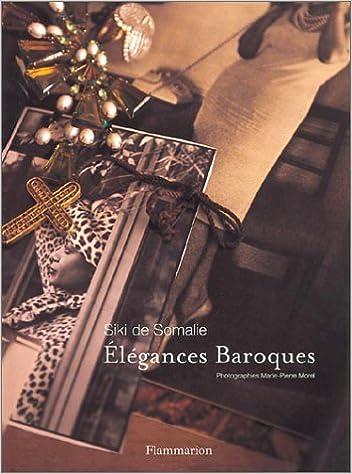 Livre gratuits en ligne Elégances Baroques pdf, epub ebook
