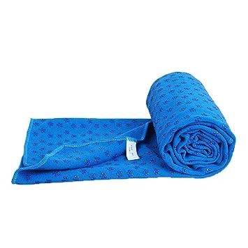 Fauhsto Toalla para Yoga Antideslizante Microfiber for Yoga ...