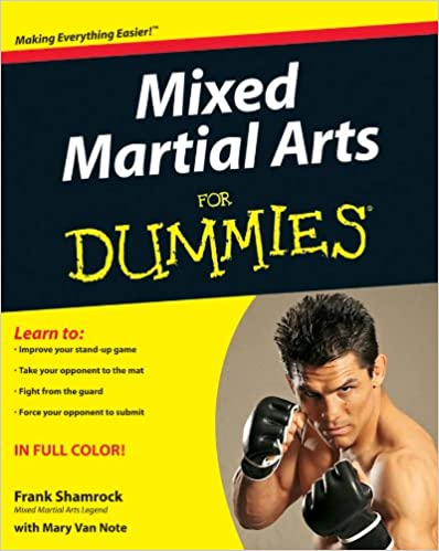 Mixed Martial Arts For Dummies