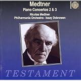 Medtner: Piano Concertos Nos.2 & 3