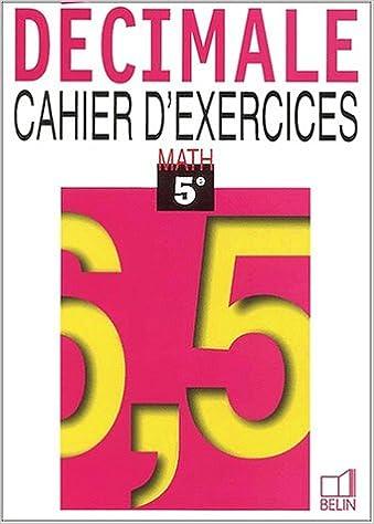Livre gratuits Mathématiques, 5e, travaux dirigés, 1997 pdf, epub
