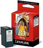 Lexmark 18C0031 Photo colour ink cartridge 31