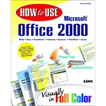 How to Use Microsoft Office 2000