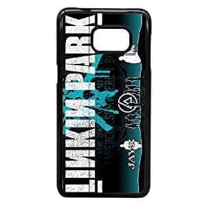 Samsung Galaxy Note 5 Edge Cell Phone Case Black Linkin Park Plastic Durable Cover Cases NYTY233075