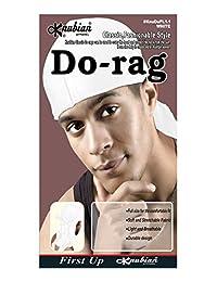 Knubian White Do-Rag