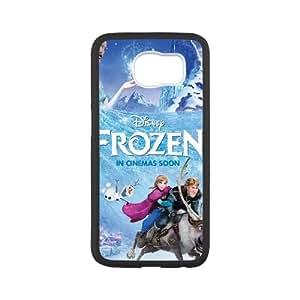 Samsung Galaxy S6 Cell Phone Case White Frozen Osbo
