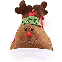 Hosaire 1x navideño Gorros Tela no Tejida Forma