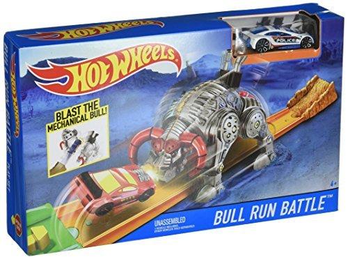 パニック疑いティームHot Wheels Bull Run Track Set [並行輸入品]