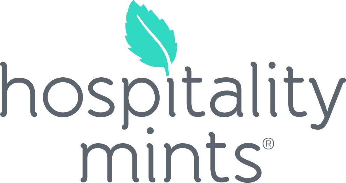 Hospitality Mints ''We Love Our Customers'' (Red) - Case of 1000 by Hospitality Mints