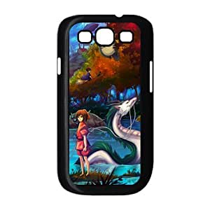 Fashion Spirited Away Anime Personalized Samsung Galaxy S3 i9300 Hard Plastic Case Cover