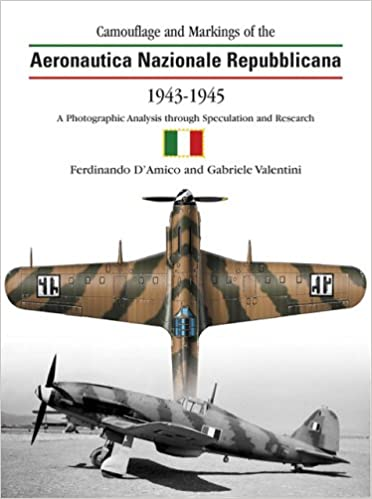 Nazionale Repubblicana Camouflage The Markings Of And Aeronautica nXN80PkwOZ