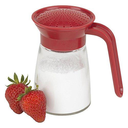 Glass Sugar Shaker - 6
