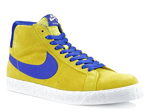 Nike SB - Blazer Zoom Mid - Tour Yellow - 44.5
