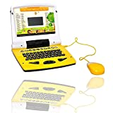Magicwand® English, Maths Learning Laptop for Kids With Mouse and 78 Activities ( Includes Mouse)