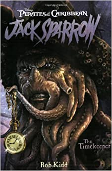 Pirates of the caribbean jack sparrow books