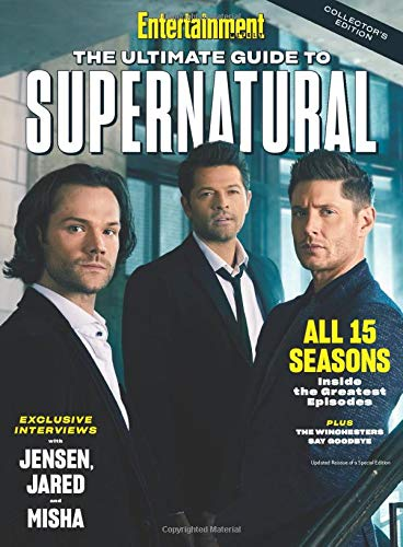 Entertainment Weekly The Ultimate Guide to Supernatural Single Issue Magazine – March 6, 2020