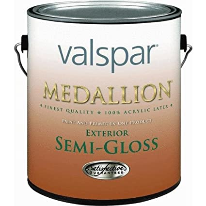 Valspar 4308 Latex Semi-Gloss House and Trim Paint