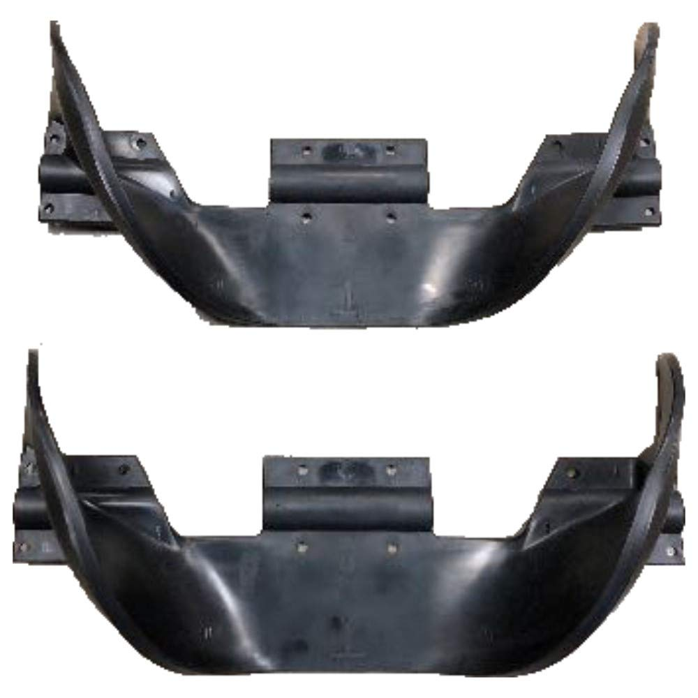Arien OEM Snow Blower Rubber Auger Paddle Set 03807000 SS522 SS722 by Ariens