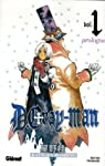 D. Gray-Man, tome 1 : Prologue par Hoshino