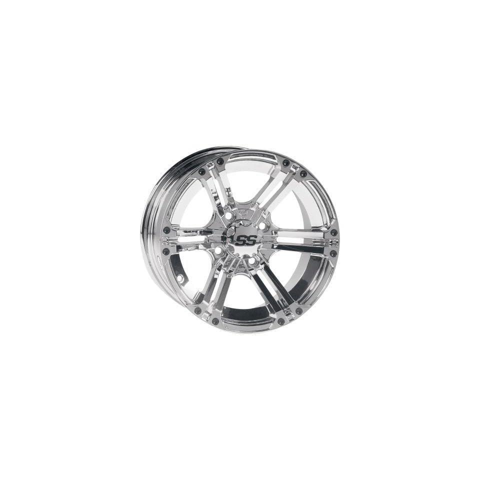 ITP SS212 Wheel   15x7   5+2 Offset   4/156   Platinum, Wheel Rim Size 15x7, Rim Offset 5+2, Bolt Pattern 4/156 1528438718B