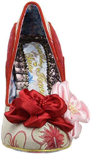 Irregular Textile Shoes Pink Red Choice Womens Melba Peach r6xqwrUP1