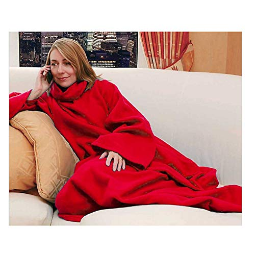 Sherpa Blanket Lightweight Sleeves Sleeved product image