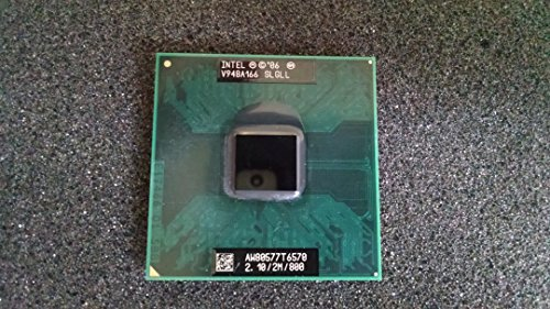 T6570 Cpu - HP 593892-001 Intel Core2 Duo processor T6570 - 2.1GHz (2MB total Level-2 cache, 800MHz bus speed)