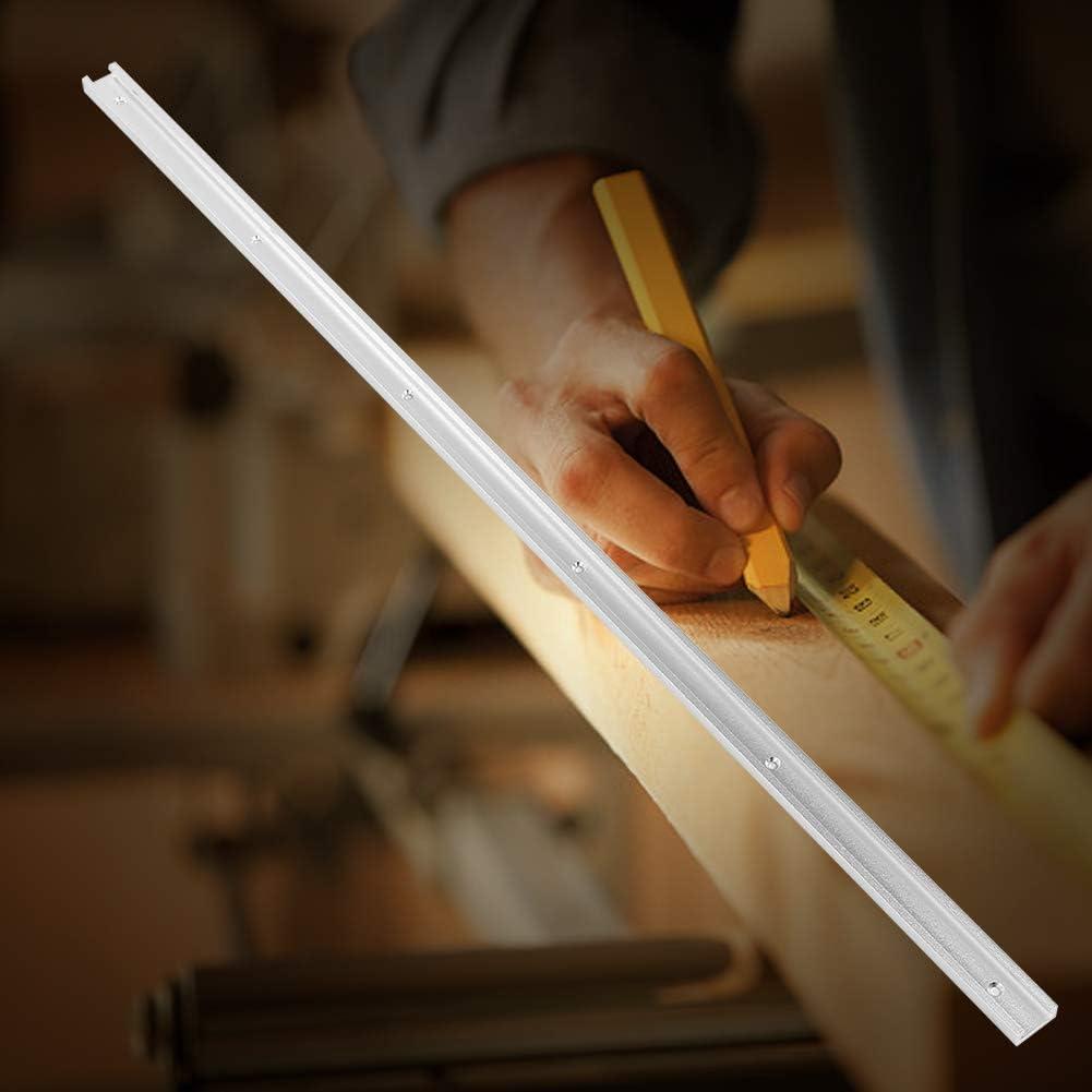 Metal Woodworking Practical Miter Track Jig, Miter Track Fixture, Hand Tools for Carpenter Hardware DIY Tools Carpenter Tools(#2) #2