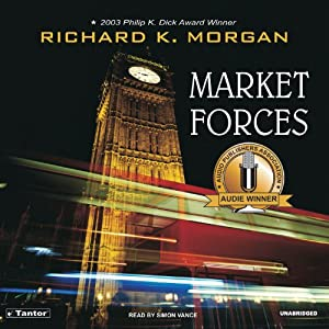 Market Forces Audiobook