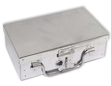 Captivating Steel Storage Box