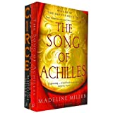 Circe and The Song of Achilles By Madeline Miller 2 Books Collection Set