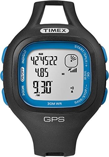 Timex T5K639 - Reloj digital de cuarzo unisex con correa de plástico, color negro: Amazon.es: Relojes