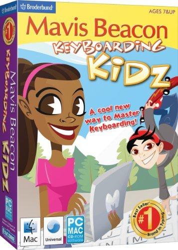 Mavis Beacon Keyboarding Kidz (Software For Keyboarding compare prices)