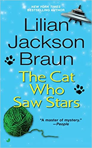 Amazon com: The Cat Who Saw Stars (0763985703075): Lilian Jackson